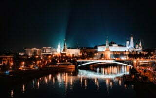Roaming i Ryssland