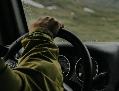 Mobilanvändning bakom ratten ökar